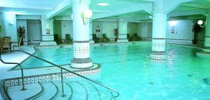 Dunston Hall Leisure Leisure Pool