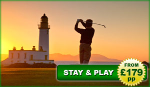 Turnberry Golf Day