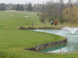 18th Hole at The Essex Golf Club