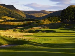 Gleneagles, The Host of the 2014 Ryder Cup Awaits James Hart