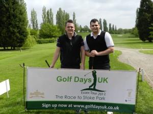 Essex Tour Players, Craig Warren and Matt Holbrook