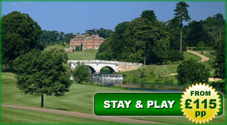 Brocket Hall Golf Break