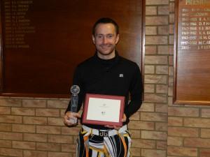 Golf Days UK Essex Tour Champion 2013, Dave Parry