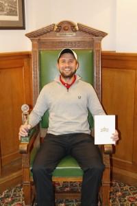 Golf Days UK Surrey Tour 2013 Champion, Tony Brehme